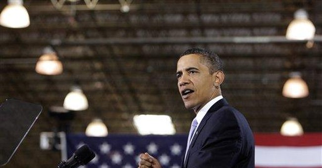 Is Significant Drop In African-American Support In Obama's Future?